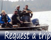 Request a trip from Remington Guide Service